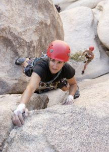 rock climbing Cornwall